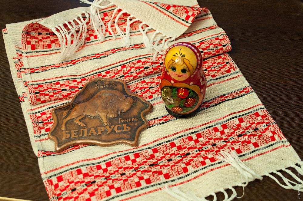 Подарки из белоруссии